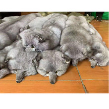 Home-Decoration And Fox-Fur Soft Natural Winter Men Women Real Luxury 1pcs