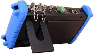 Image 3 - 7 Cal HD tester kamery monitoringu Monitor AHD CVI TVI CVBS SDI IP H.265 4K 8MP HDMI w multimetrze TDR światłowód VFL ONVIF WIFI POE