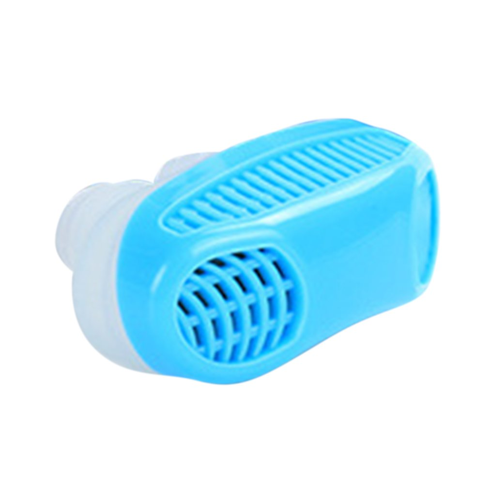 Anti Snoring Snore Stop Air Clean Filter Breathing Apparatus Purifier Nasal Congestion For Travel Sleeping Aid Device Snoring