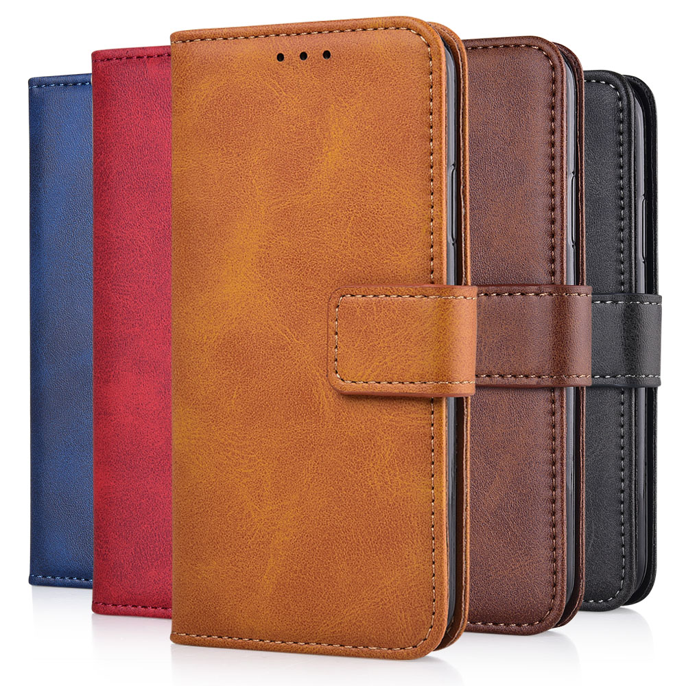 Leather Wallet Flip Case for <font><b>Nokia</b></font> 1 Plus 1plus <font><b>TA</b></font>-<font><b>1130</b></font> 5.45'' Case Phone Bags Cover image