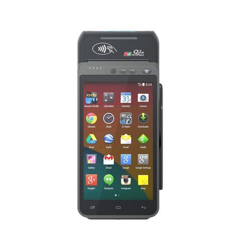 terminal handheld da posicao emv pci android com tela de toque gprs bluetooth wifi codigo