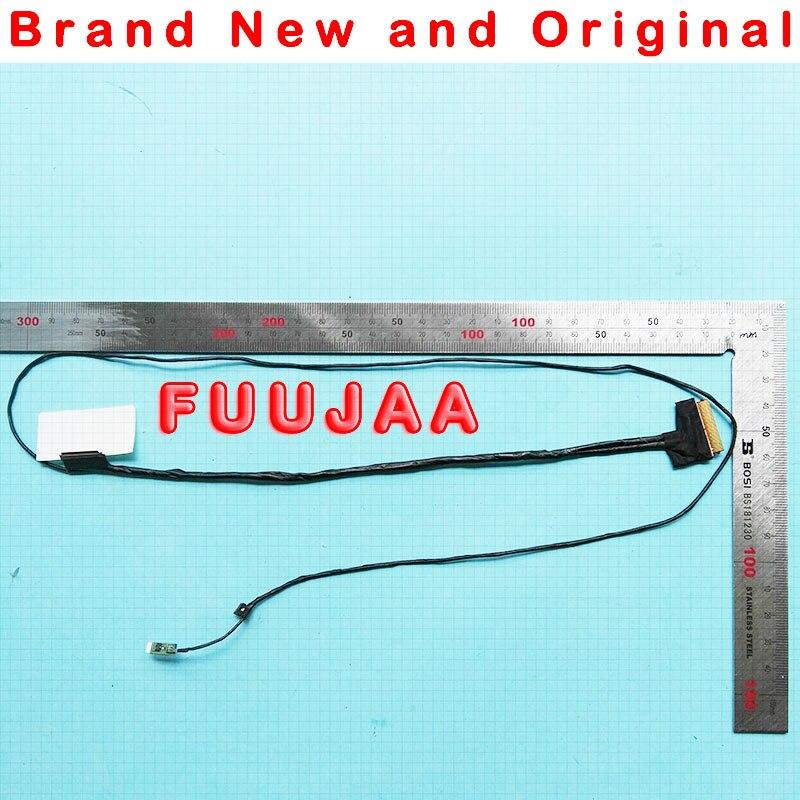 Новый оригинальный ЖК-кабель LVDS для Lenovo IdeaPad 500S 500s-15 500s-15ISK фотогибкий плоский кабель lt51 кабель lvds 450.06G01.0001