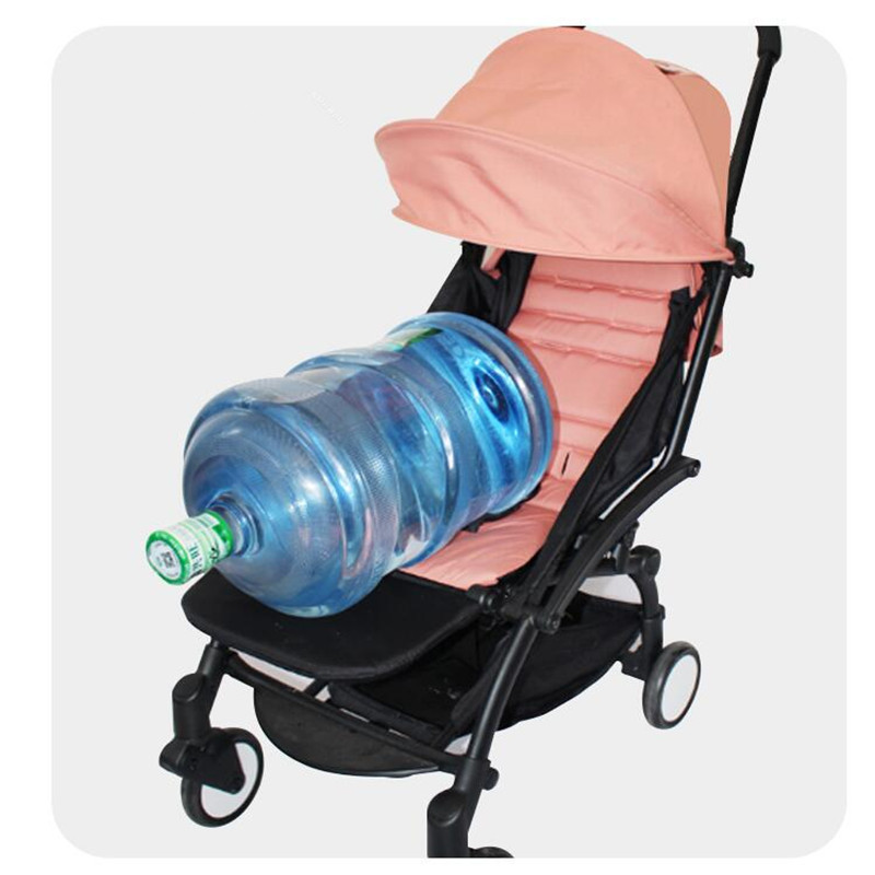 Image 4 - Baby Stroller Foot Rest Extension Feet Sleep Extend Buggy Board Footrest for Babyzen Yoyo Trolley Pushchair Yoya Accessories-in Strollers Accessories from Mother & Kids
