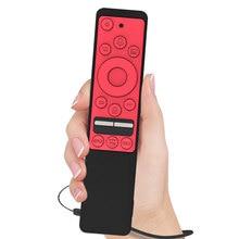 SIKAI מקרה כיסוי לסמסונג RMCSPR1BP1/BN59 01312A עמיד הלם מלא מגן מקרה UHD 4K חכם טלוויזיה Bluetooth שלט רחוק