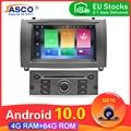 Лучшие продажи Octa Core автомобильный dvd-плеер на основе Android GPS навигации для Peugeot 407 2004-2010 4 Гб Оперативная память 32GB Встроенная память мультиме...