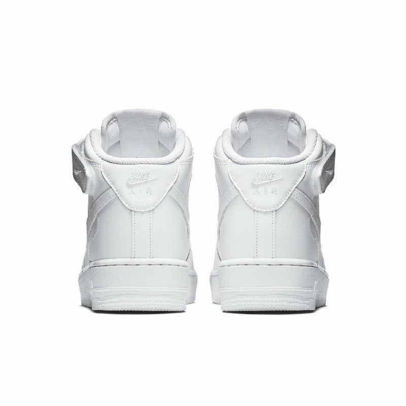 Nike Air Force 1 Mid'07 Af1 hommes chaussures de skate nouveauté décontracté sport antidérapant baskets hautes #315123