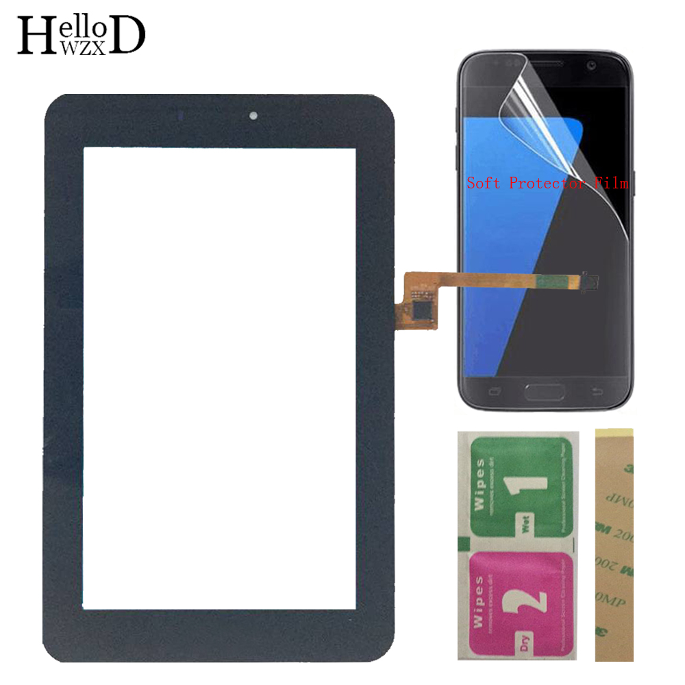 Touch Screen TouchScreen For <font><b>Huawei</b></font> <font><b>Mediapad</b></font> <font><b>7</b></font> <font><b>Youth</b></font> 2 S7-721U / S7-721 Touch Front Glass Digitizer Panel Sensor image