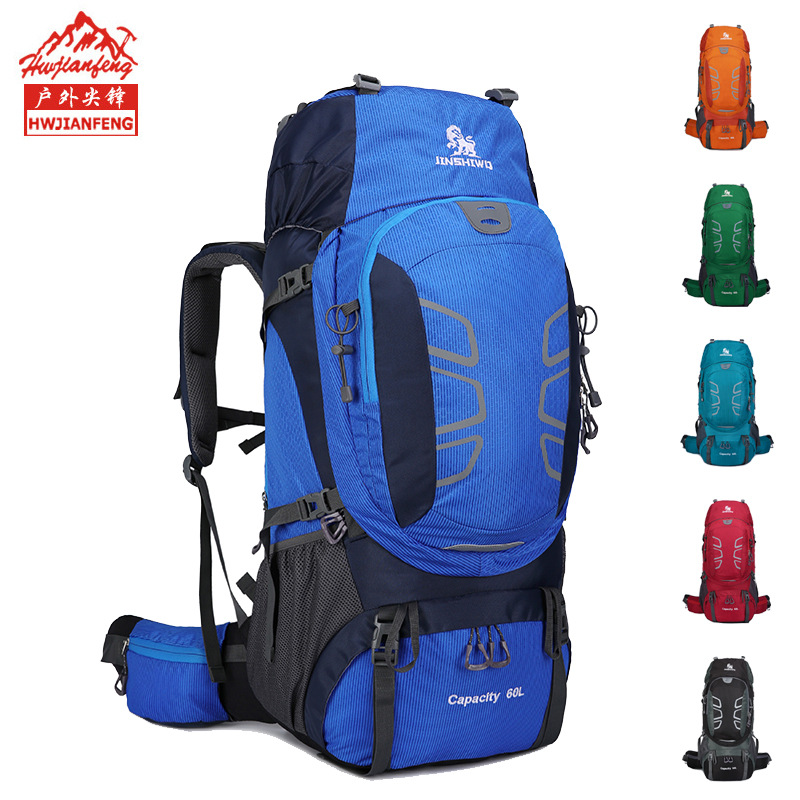 Outdoor Mountaineering Bag Large Capacity Rides Luggage 2019 Spring New Style Camping Backpack Waterproof And Breathable Manufac