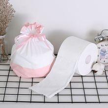 Горячее Хлопковое полотенце для мытья, одноразовые чистящие салфетки, утолщенные хлопковые салфетки для снятия макияжа