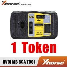 VVDI MB BGA 툴 암호 계산을위한 Xhorse One 토큰 (토큰 없음 장치 만 해당)