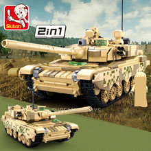 893Pcs Military Battle Army Panzer Soldier Figures Building Blocks Sets WW2 99A Tank Model Brinquedos Toys For Childern ww2 japanese army type 98 soldier uniform sets jacket
