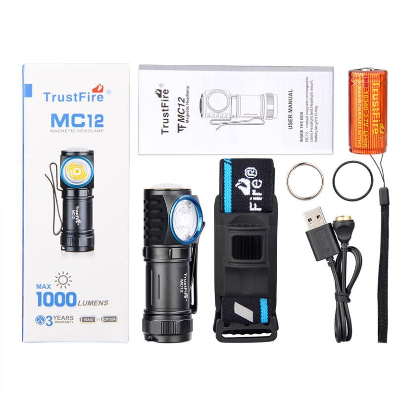 trustfire mc12 mini lanterna cree xp l oi 01