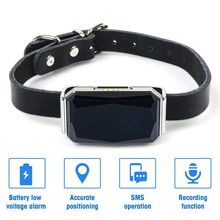 IP67 Waterproof Pet Collar GSM GPS Wifi LBS Mini Light GPS Tracker for Pets Dogs Cats Cattle Sheep Tracking Locator