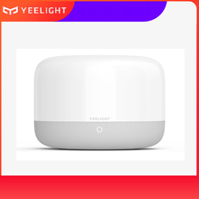Xiaomi mijia Yeelight YLCT01YL Colorful LED Smart Mi Bedside Lamp Intelligent Dimmable Night Light APP Control work with HomeKit