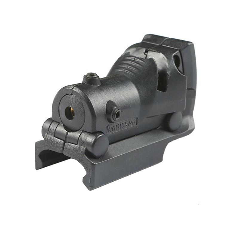 MIZUGIWA Tactical Hunting 5mw Red Dot Laser Sight Laser Pistol Handgun Rifle Gun for Glock 17 19 20 21 22 23 Hunting Caza-1