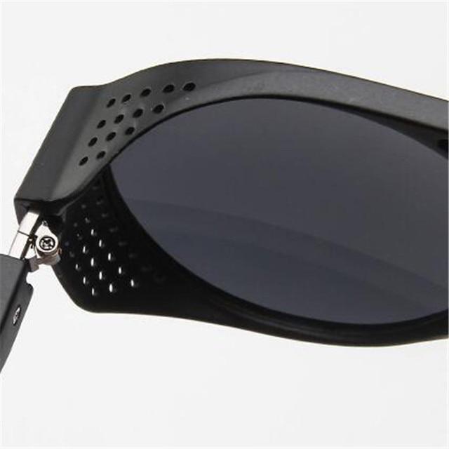 LeonLion קלאסי פאנק משקפי שמש גברים מותג מעצב משקפי שמש גברים בציר משקפיים שמש לגברים פאנק Oculos דה סול Gafas UV400 5