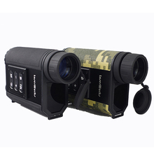 New 6x32 High Definition Digital Ranging Night Vision Hunting Patrol Infrared Single Telescope
