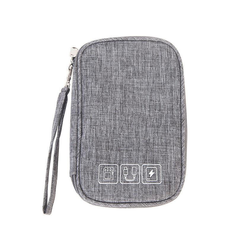 2020 New Men Womens Travel Storage Bag Zipper Phone Bag Fashion Multifunctional Organizer Card Holder Coin Key Purse