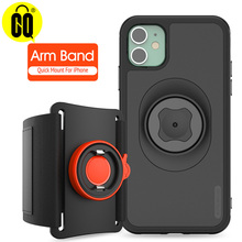 Running Sports Phone Case Arm band For iPhone 11 Pro Max X XR 7 8 Plus Armbands,Outdoor Sports Phone Holder Armband Case