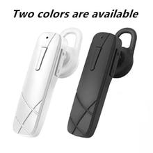 M168 zestaw słuchawkowy Bluetooth Earhook słuchawki z Bluetooth Sweatproof Bluetooth słuchawka z mikrofonem uniwersalny na wszystkie telefony