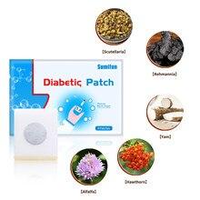 6 adet diyabet yamalar kan şekeri diyabetik alçı tıbbi sıva çin bitkisel sıva düşük kan şekeri tedavisi yamalar