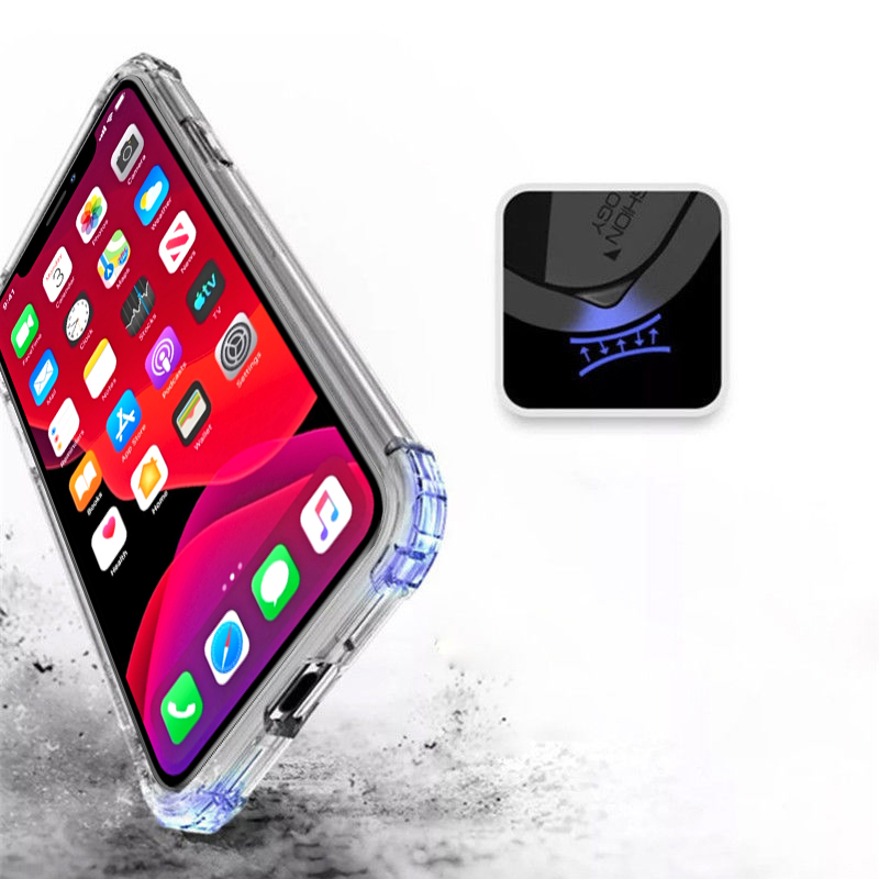 Heavy Duty Clear Case for iPhone 11/11 Pro/11 Pro Max 16
