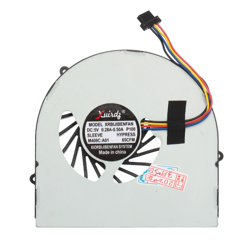 CPU Fan Laptop CPU Cooling Fan Cooler For <font><b>LENOVO</b></font> B560 B565 V560 V565 <font><b>Z560</b></font> image