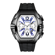 цена на Luxury Men Watch Tevise Top Brand Automatic Mechanical Big Dial Watches For Men Self Winding Male Wristwatch Relogio Masculino