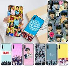 CUTEWANAN KPOP THE BOYZ Bling śliczne etui na telefon do Huawei Honor 20 10 9 8 8x 8c 9x 7c 7a Lite view pro(China)