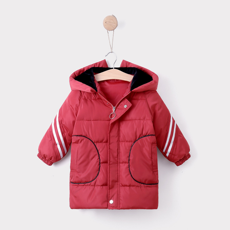 Kids Girls Thick Fleece Jacket Outerwear Full Zip Thermal Warm Coats Cardigan