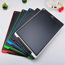 Board Tablet Handwriting-Pads Ultra-Thin-Board Digital Electronic 12inch LCD