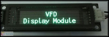 VFD Noritake, Japan 12832 Dot Matrix Display Module Font Multi-line Serial Port Chinese English image