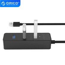 HUB ORICO Laptop/ultrabook 4-Port Usb-3.0/usb-2.0 W5PH4 White with VL812 New-Upgrade