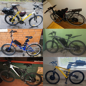 Image 5 - SOMEDAY Electric Bike Conversion Kit 48V1000W 1500W Rear Cassette 20 28 inch 700C Hub Motor Wheel for Bicycle