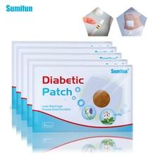 Sumifun 18Pcs Diabetes Patch Stabilizes Blood Balance Glucose Sugar Level Natural Herbs Plaster D1268