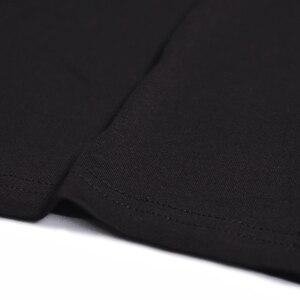 Image 5 - 2020 Streetwear Scuro Fulmine T Shirt Hip Hop Degli Uomini Harajuku Tshirt Manica Corta T Shirt In Cotone di Modo Nero Magliette E Camicette Magliette HipHop