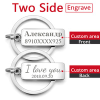 Two Side Engrave