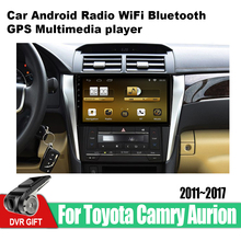 ZaiXi Android Car 2 din multimedia GPS Navigation For Toyota Camry Aurion 2011~2017 USA Version vedio stereo Radio audio video andrid car radio multimedia player 2 din car gps stereo for toyota camry aurion 2007 2008 2009 2011 with navigation mirror link