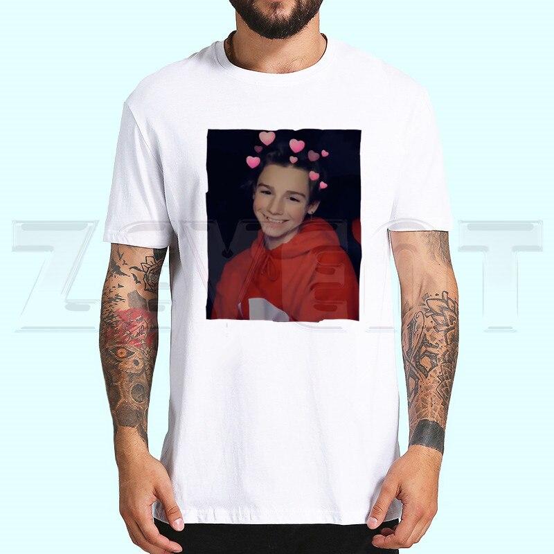 Payton Moormeier New Fashion Hip Hop T Shirt Men Women Harajuku T-Shirts Print Tees Tops