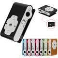 Мини Портативный Usb MP3-плеер с поддержкой Micro Sd Tf карты 32 ГБ спортивные музыкальные медиаплеер Mp3 Bluetooth радио Fm Usb mp3-плеер
