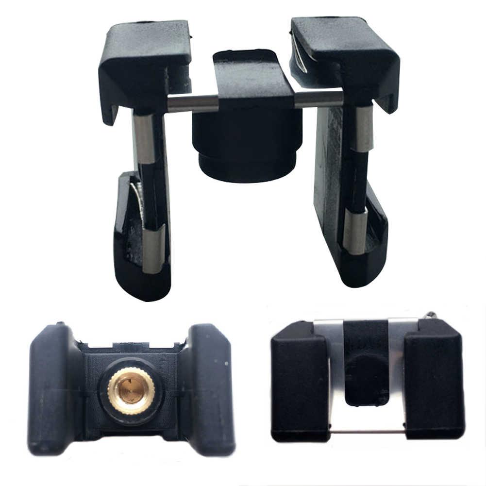 3 Горячий башмак уникальный u-образный кронштейн флэш-микрофон Светодиодный Держатель флэш-светильник подставка для вспышки крепление на 1/4 винт интерфейс