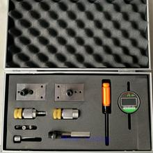 أداة اختبار وإصلاح المحرك, لحاقن الديزل الكمون 4089980 4089981 ، أداة اختبار المحرك ، QSX15 ISX15 Q60 صمام مغناطيسي ، جهاز اختبار ختم السفر