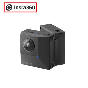 Insta360 EVO 5 7K wideo 180 3D VR panoramiczny 360 kamera do androida i iPhone XS Xs Max XR X 8 8 plus 7 7 plus 6 s 6 s plus tanie i dobre opinie LiKI 360 Wielu Kamer Posiadacze
