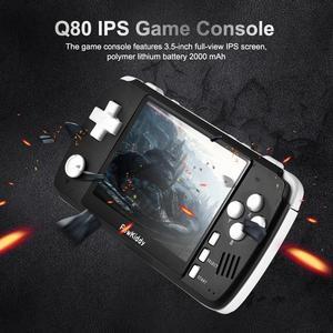 3.5 Inch IPS Screen Retro Game
