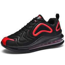 Brand Air Cushion Sneakers for Male Shoes Beeathable Light Running Shoe