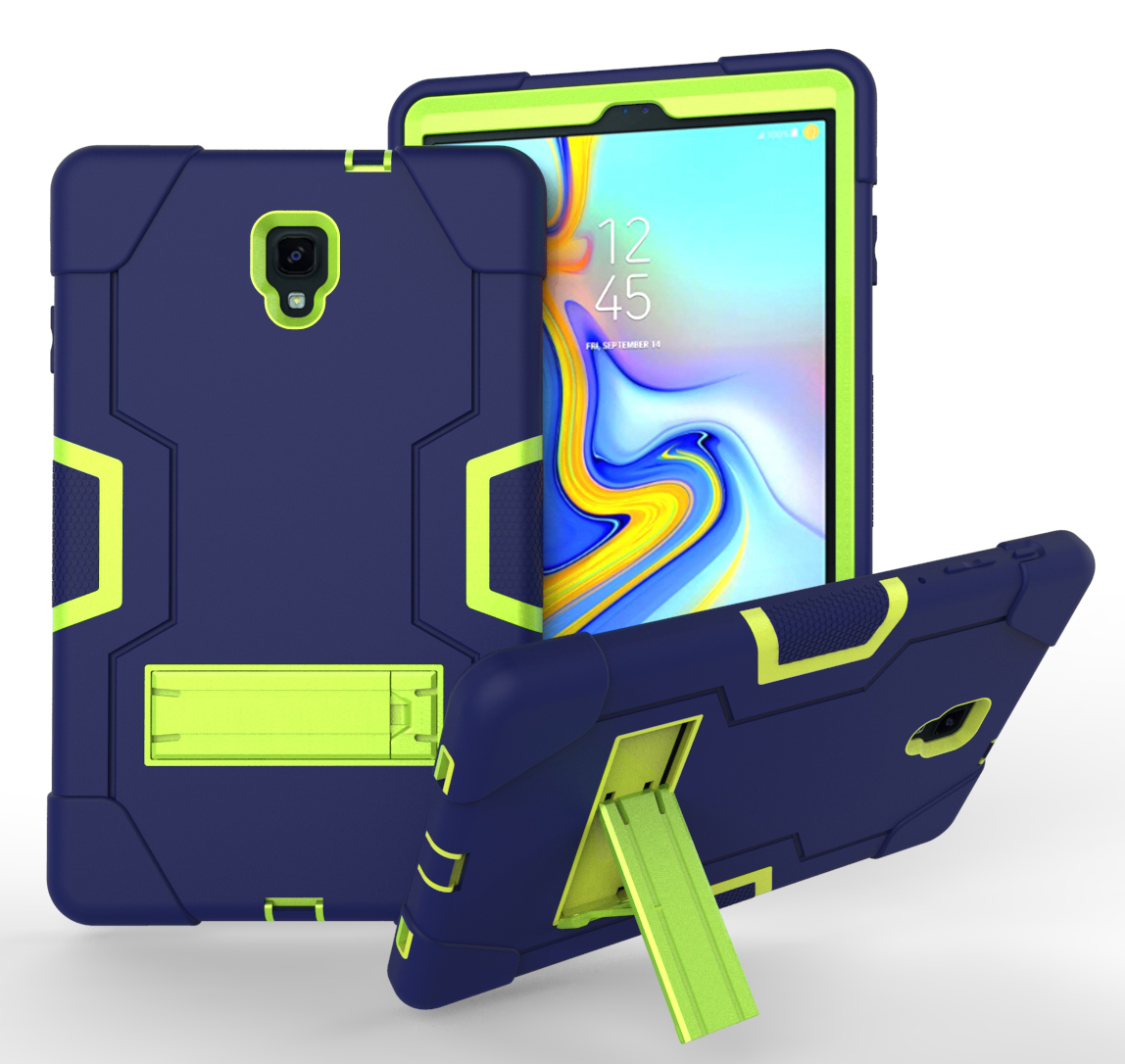 Kids Shockproof Hybrid Silicone Case For Samsung Galaxy Tab A A2 10.5 2018 T590 T595 T597 SM-T590 SM-T595 Protective Cover #R