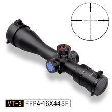 Compact Scope First Focal Plane 4-16 X44 Original Factory Arms Soldier Hunter Us