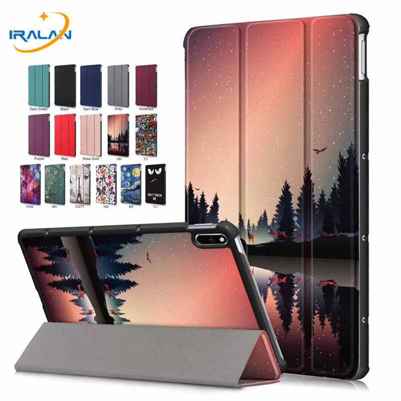New Magnetic Smart Folding Stand Cover for Huawei MatePad 10.4 BAH3-W09 BAH3-AL00 Tablet Case for Huawei MatePad 10.4 inch 2020