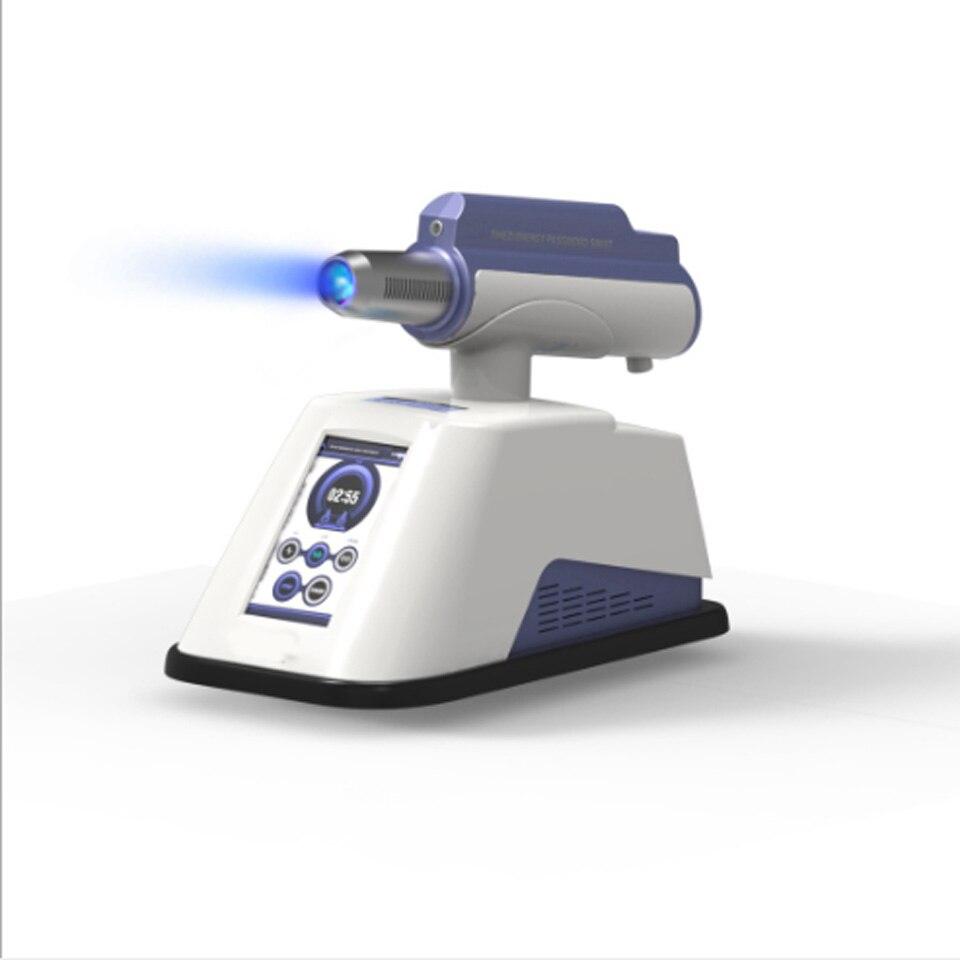 Instrument de thermothérapie cellulaire Instrument de conductivité thermique Instrument de maintien de la santé à cinq éléments ti-h