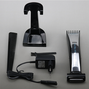 Image 5 - 2in1 washable electric shaver foil body shaver hair bald head electric razor for men beard facial shaving machine body groomer